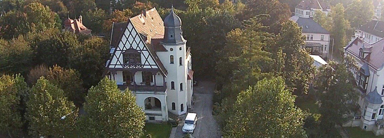 Villa in Dresden Elbufer - MFC Immobilien